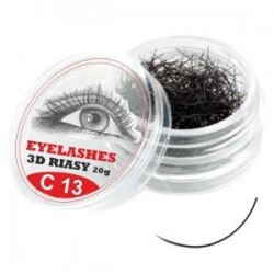 3D lashes mihalnice - C 13