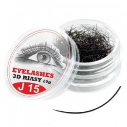 3D Lashes J 15mm