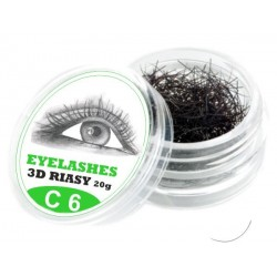 3d lashes mini C6