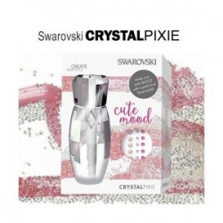 SWAROVSKI CRYSTAL PIXIE  - Cute Mood
