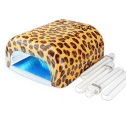 Animals uv lampa 36W - leopard